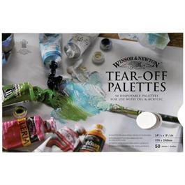 Winsor & Newton Tear-Off Palette 37 x 24cm thumbnail