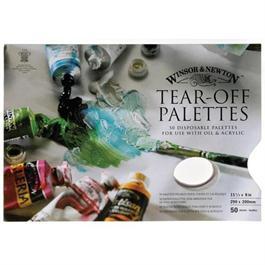 Winsor & Newton Tear-Off Palette Thumbnail Image 0