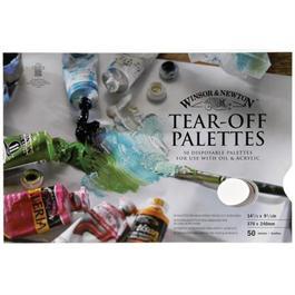 Winsor & Newton Tear-Off Palette Thumbnail Image 1