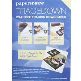 Tracedown Transfer Paper A4 Pack of 5 Sheets thumbnail