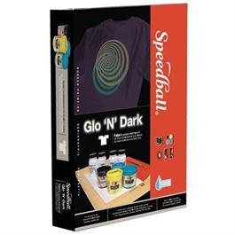 Speedball Glow 'N' Dark Screen Printing Kit thumbnail