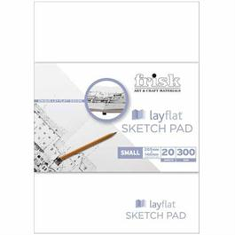 A5 Frisk Layflat Sketch Pad thumbnail