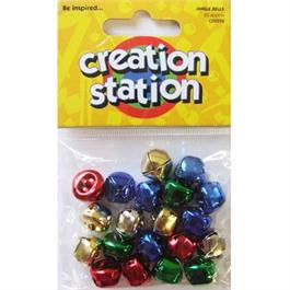 Creation Station Coloured Jingle Bells thumbnail