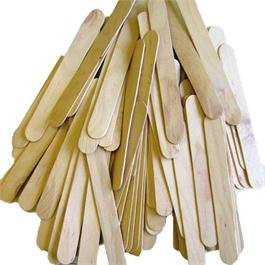 Value Pack of Lollipop Sticks Natural thumbnail