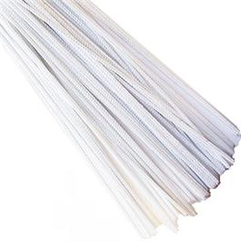 Value Pack of Long White Pipe Cleaners thumbnail