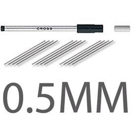 Cross Pencil Leads 0.5mm - Cassette Of Plus 1 Eraser thumbnail