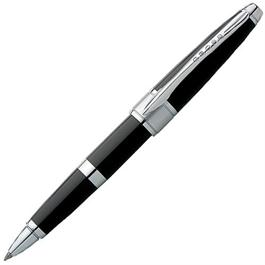 Apogee Black Star Lacquer Rollerball Pen Thumbnail Image 0