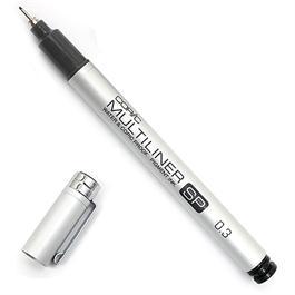 Copic Multiliner SP Black Fineliner Pens thumbnail