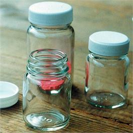 Empty Glass Powder Jar 60ml thumbnail