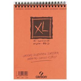 Canson XL Spiral Sketch Pads 90gsm thumbnail