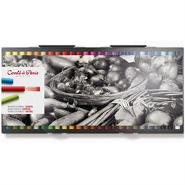 Conte Soft Pastels Assorted Set of 50 thumbnail