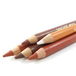 Conte Drawing Pencil - Sepia thumbnail