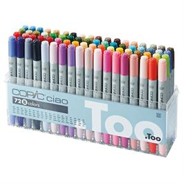 Copic Ciao Marker Set of 72 - Set B thumbnail