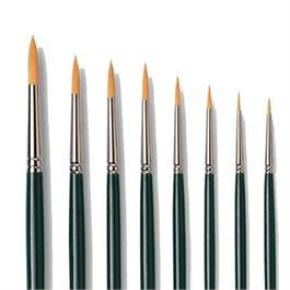 da Vinci 1670 NOVA Brushes - Round thumbnail