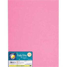 "Funky Foam Sheet 9x12"" Light Pink thumbnail"