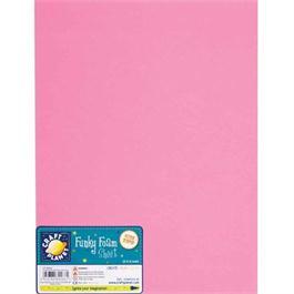 "Funky Foam Sheet 12x18"" Light Pink thumbnail"