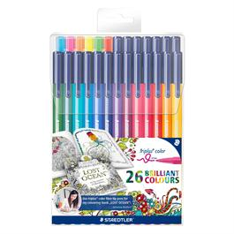 Staedtler Triplus Colour Pack Of 26 (Lost Ocean Special Edition) thumbnail