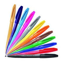 Pentel Sign Pen Single Colours