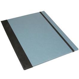 Studio Portfolio Cadet Blue With Flaps A4 thumbnail
