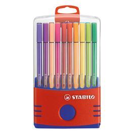 STABILO Pen 68 ColorParade 20 Fibre Tipped Pens thumbnail