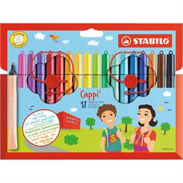 Stabilo Cappi Wallet of 18 thumbnail