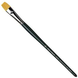 da Vinci Series 122 NOVA Watercolour Brushes - Flat Thumbnail Image 1