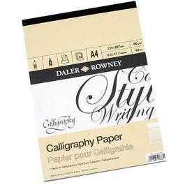 Daler Rowney Calligraphy Pad thumbnail