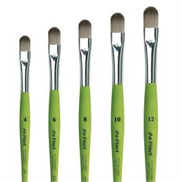 da Vinci Series 375 Hobby & School Brushes Filbert thumbnail