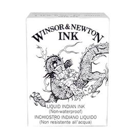 Winsor & Newton Drawing Ink 30ml Liquid Indian Thumbnail Image 1