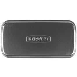 Derwent Empty Double Layer Pencil Tin Thumbnail Image 0