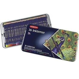 Derwent Inktense Pencils Tin of 36 Thumbnail Image 1