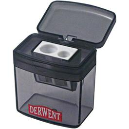 Derwent Two Hole Pencil Sharpener thumbnail