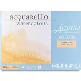 Fabriano Artistico Water Colour Block Traditional White 140lbs 'NOT' thumbnail