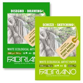 Fabriano Eco Recycled Sketch Pads thumbnail