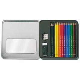 Faber Castell Polychromos Mixed Media Set Thumbnail Image 1