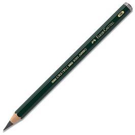 Castell 9000 Jumbo Pencil 8B        thumbnail