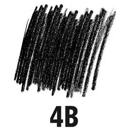 Mars Lumograph Black 4B thumbnail