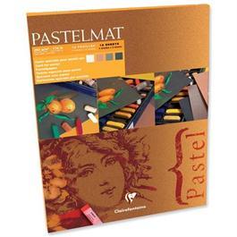 Clairefontaine Pastelmat Pad No.2 Shades 24cm x 30cm thumbnail