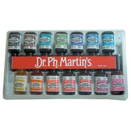 Dr. Ph. Martin's Radiant Ink Set C 15ml thumbnail