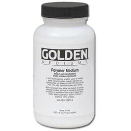 Golden Polymer Medium - 236ml thumbnail