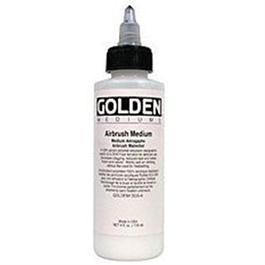 Golden Airbrush Medium - 236ml thumbnail