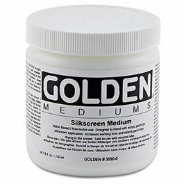 Golden Silk Screen Medium - 473ml thumbnail