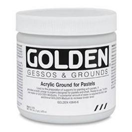 Golden Acrylic Ground For Pastels - 236ml Pot thumbnail