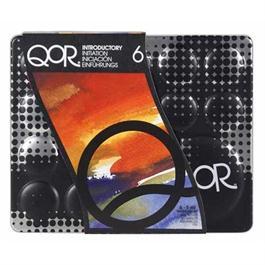 QoR Watercolour 6 x 5ml Intro Set thumbnail