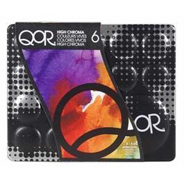 QoR Watercolour 6 x 5ml High Chroma Set thumbnail