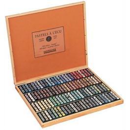 Sennelier Soft Pastel Wooden Box 100 Portrait thumbnail