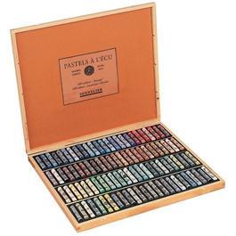 Sennelier Soft Pastel Wooden Box 100 Landscape thumbnail