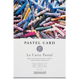Sennelier La Carte Pastel Card Pad 16cm x 24cm thumbnail