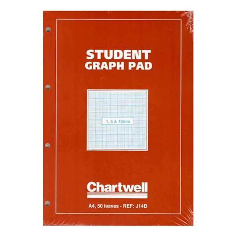 Chartwell Student Graph Pads