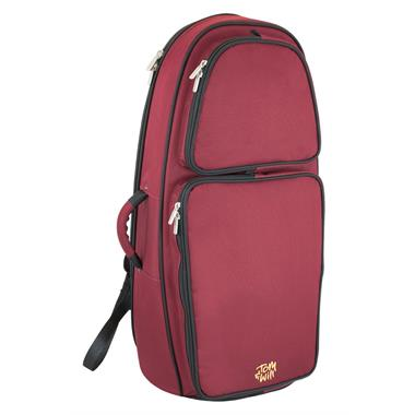 Tom & Will euphonium gigbag (burgundy) thumbnail